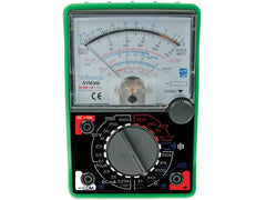 Digital and Analog Multimeters