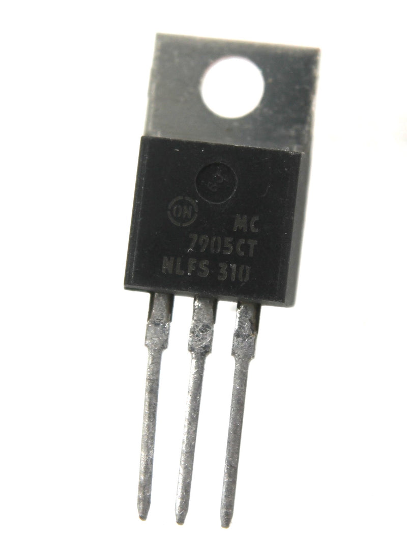 7905CT, Negative Fixed Linear Voltage Regulator.