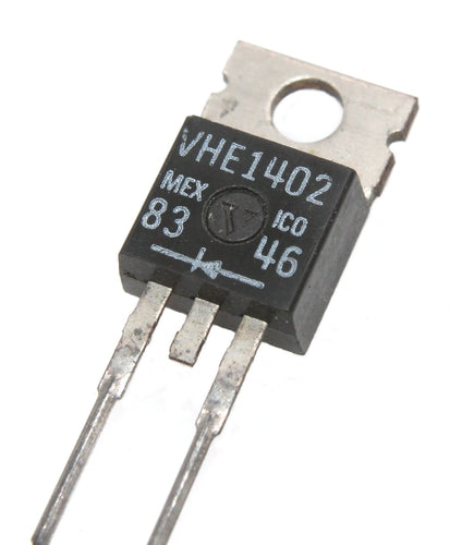 VHE1402, Ultra-Fast Recovery Rectifier. 8A, 100V