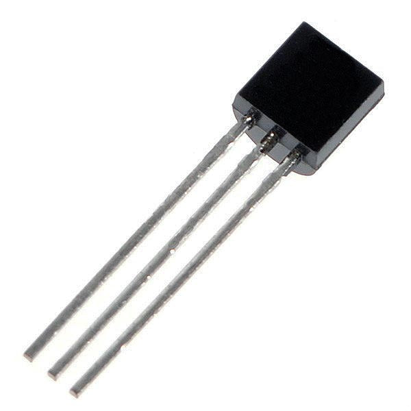 MPSA42, NPN high-voltage transistor