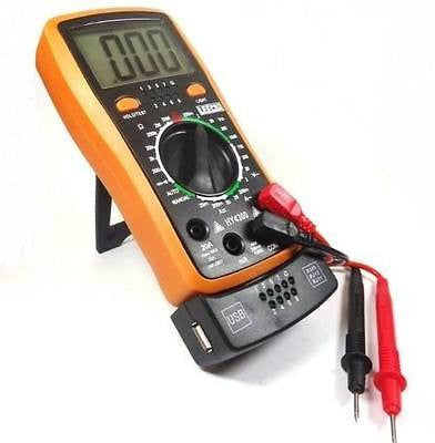 HY4300 Digital Multimeter & Cable Tester