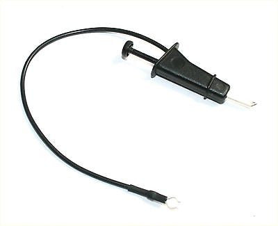 Black PCM Oscilloscope Ground Lead