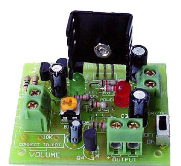 1-2W Class AB Amplifier, KIT - Requires Assembly