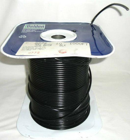 Belden 8279 RG59/U Cable (Sold by the foot)