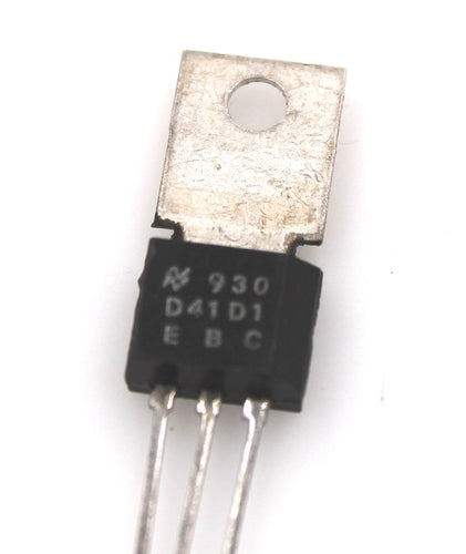 D41D1 National Semiconductor, PNP Power Transistor