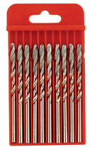 "10 Piece Drill Set, 1/8"" Diameter for Glass, Marble, Tile, Wood and Stone"