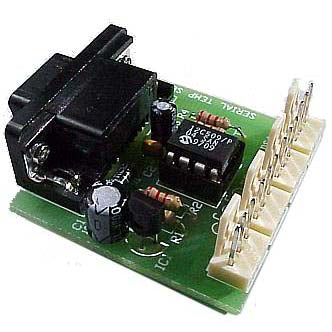 Serial Temperature Sensor, KIT - Requires Assembly