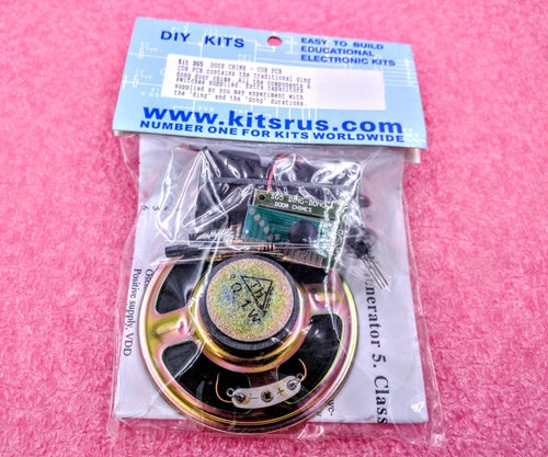 Door Chime, KIT - Requires Assembly