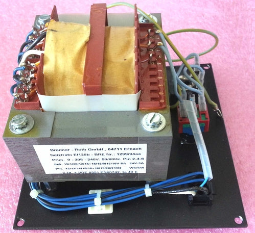 Ultratech IDE, Transformer 240V i/p to 24v o/p, 3A