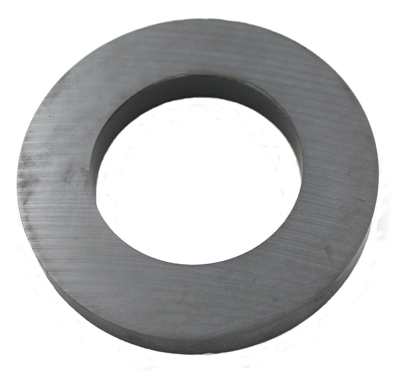 "Donut, 4"" ring magnet"