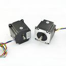 OSM, NEMA23 Dual Shaft 1A/127oz-in Stepper Motor