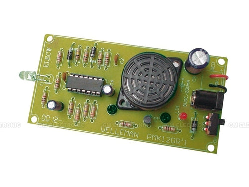 Infra-Red Light Barrier Detector, KIT - Requires Assembly