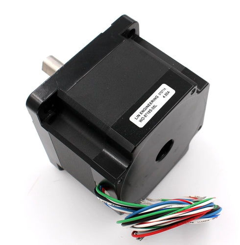 Lin Engineering, NEMA34 Single Shaft 4.5A Stepper Motor