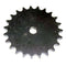 "6"" diameter 23-Tooth Roller Chain Sprocket"