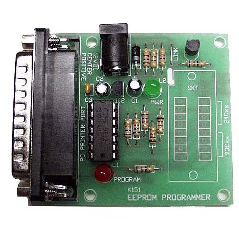 EEPROM Programmer, KIT - Requires Assembly
