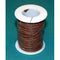 26AWG, Brown Jacket Solid Hookup Wire - 100ft Spool