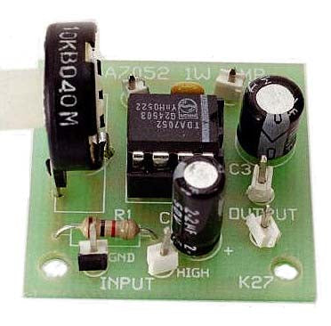 1 Watt Amplifier, KIT - Requires Assembly