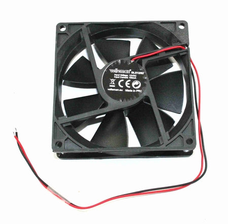 Velleman, 12V DC 92mm Sq Fan