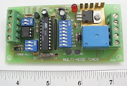 Multi Mode Timer, KIT - Requires Assembly