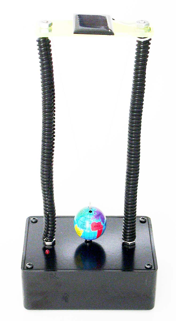 Solar Powered Pendulum, KIT - Requires Assembly