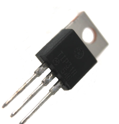 Power Transistor, TIP31A, Motorola, 3A, 60V NPN on T0-220 package