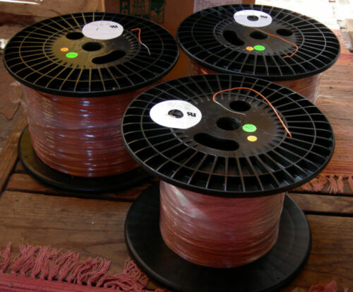 16 AWG, Insulated Transformer Wire, By the Foot