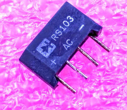 RS103, Bridge Rectifier