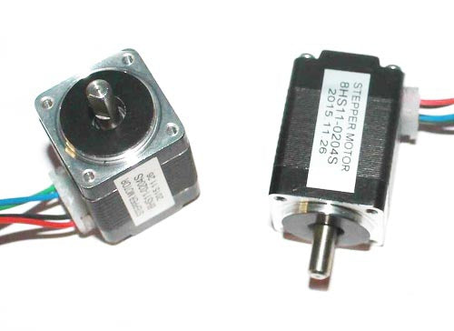 OSM, NEMA8 Single Shaft 0.2A/2.3oz-in Stepper Motor
