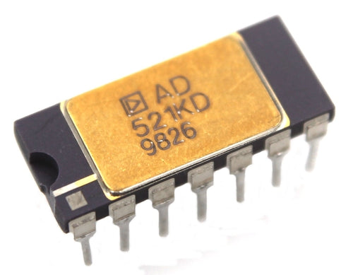 AD521KD Analog Devices, Precision 10V Reference