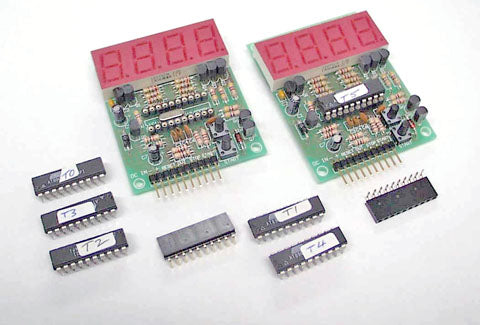 Photographic Timer, Firmware Module for KIT148 - Requires Assembly