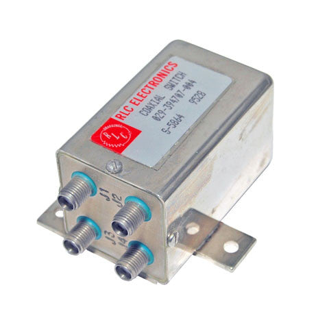 RLC Electronics Microwave Antenna Switch