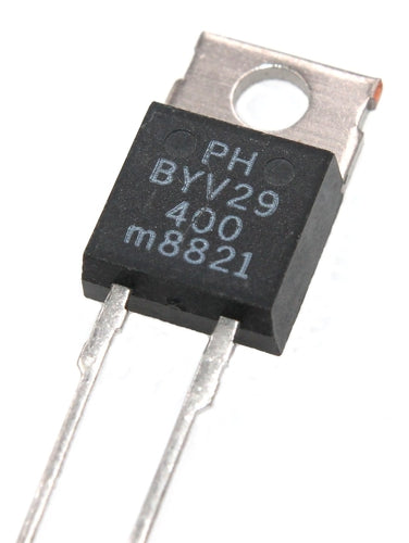 BYV29-400, Ultrafast power diode