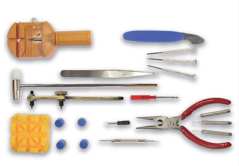 20pc Watch Repair Tool Kit