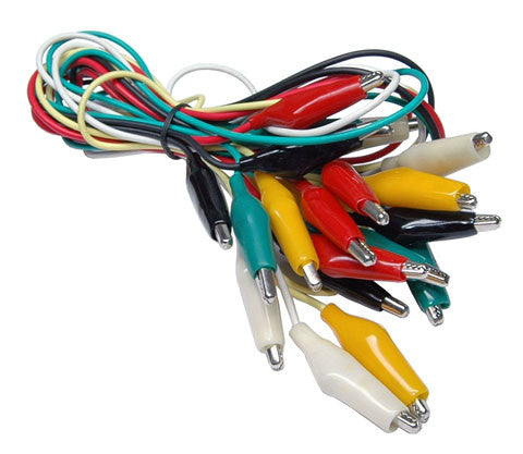 "10-Piece 18"" Test Lead Set"