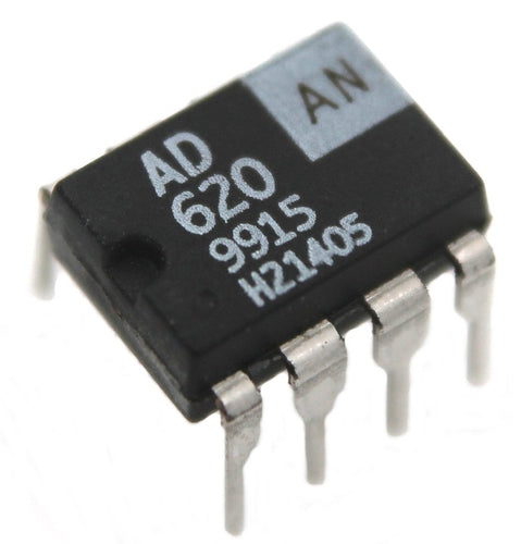 AD620AN Analog Devices, Instrumentation Amplifier