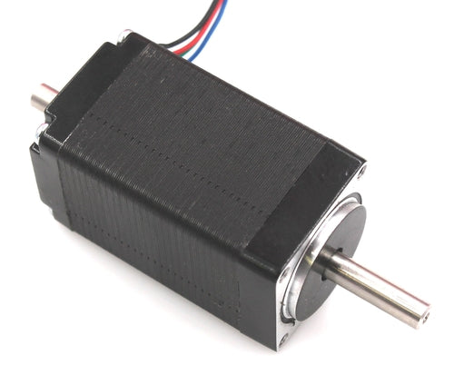 Lin Engineering, NEMA11, Dual Shaft 0.67A, 16.6 oz-in - Stepper Motor