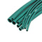 1.5 In. Green, Shrink Tubing, 4 Foot Length