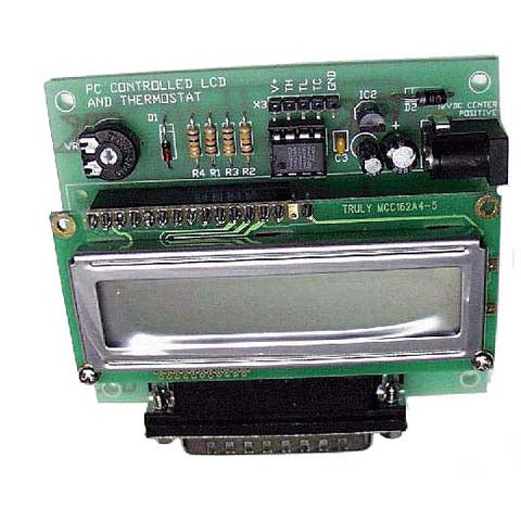 Introduction to LCD's, KIT - Requires Assembly