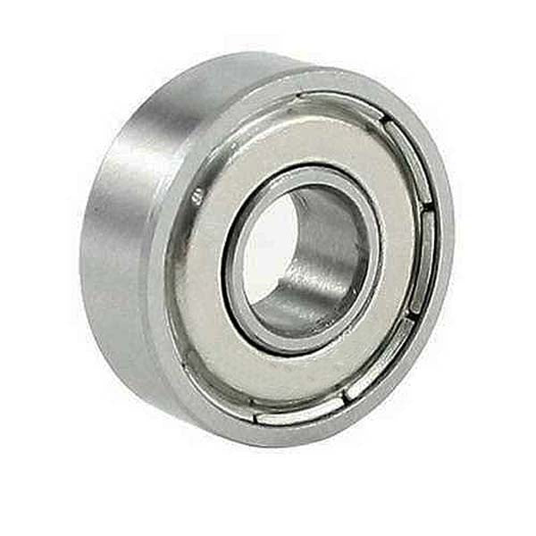 "NSK, Radial Ball Bearing, Inner diameter 3/8"", outer 3/4"", 1/4"" high."