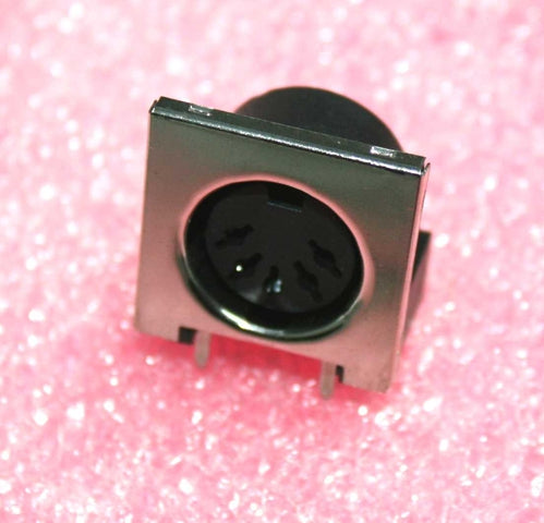 5-pin Female, DIN Connector