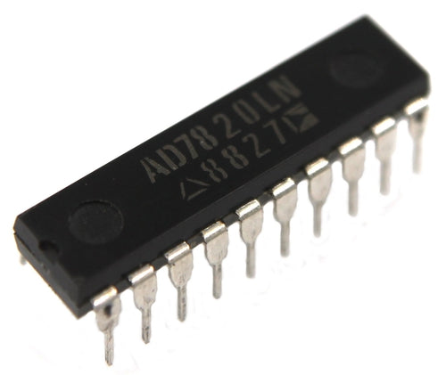 AD7820LN Analog Devices, 8 bit Analog to Digital converter