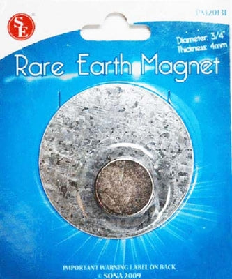 Rare Earth, Magnet - 12lbs