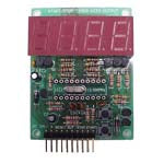 4-Digit Programmable Counter for Down-Counting - Requires Assembly