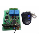 Rolling Code 2-Channel UHF Remote Control, KIT - Requires Assembly