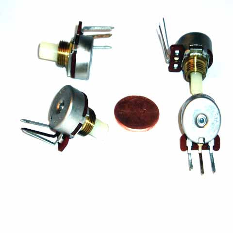 Potentiometer, 10K Ohm Linear
