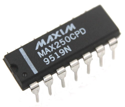 MAX250CPD Maxim, +5V Isolated RS-232 Driver Receiver