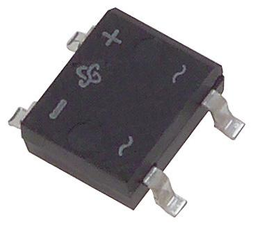 DBS103G, 200V, 1A, Bridge Rectifier