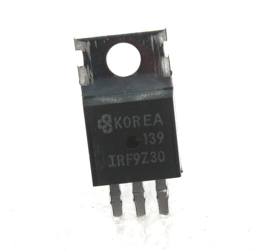IRF9Z30 P-Channel MOSFET 50V, 18A