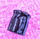 Radial Electrolytic 1200uF 6.3V  Capacitor