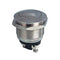 Pushbutton Momentary Chrome Switch OFF-(ON)/SPST 2P